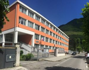 Il Liceo Scientifico Carlo Donegani